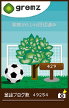 ワールドカップ仕様グリムス(日中)