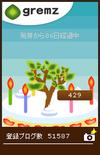 3歳の誕生日(研究日誌)