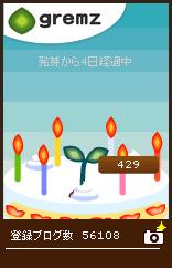 グリムス観察日誌の誕生日